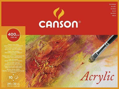 canson acrylic 24x32