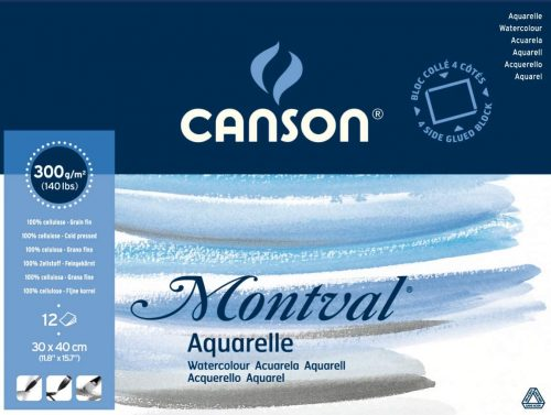 canson montval 30x40
